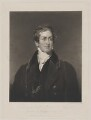 Sir Robert Peel, 2nd Bt, by Charles Turner, published by  Paul and Dominic Colnaghi & Co, after  Sir Thomas Lawrence - NPG D39599