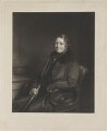 Robert Peel, by John Linnell, published by  Welch & Gwynne - NPG D39600
