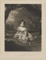 Julia Child-Villiers (née Peel), Countess of Jersey, by Samuel Cousins, published by  Moon, Boys & Graves, after  Sir Thomas Lawrence - NPG D40100