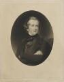 Joseph Robinson, by Thomas Oldham Barlow - NPG D39804