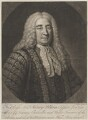 Henry Pelham, by Gerhard Bockman - NPG D40106