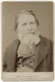 John Ruskin, by Elliott & Fry - NPG x134494