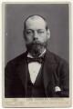 Lord Randolph Churchill, by Alexander Bassano - NPG x134496