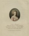 Marie Antoinette of France, by Francesco Bartolozzi, published by  J.F. Tomkins, after  Pierre Noel Violet - NPG D40202