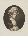 Mary Robinson (née Darby), by Samuel Haydon, published by  Edward S. Palmer, after  George Romney - NPG D39814