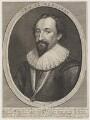 William Herbert, 3rd Earl of Pembroke, by Lucas Vorsterman - NPG D40119