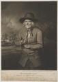 Richard Penrose, by John Jones, after  Stephen Hewson - NPG D40148