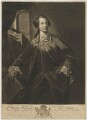 Charles Watson-Wentworth, 2nd Marquess of Rockingham, by and sold by Richard Houston, after  Benjamin Wilson - NPG D39825