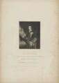 George Bridges Rodney, 1st Baron Rodney, by John Henry Robinson, published by  Harding & Lepard, after  William Derby, after  Sir Joshua Reynolds - NPG D39834