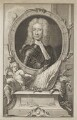 Charles Mordaunt, 3rd Earl of Peterborough, by Jacobus Houbraken, after  Sir Godfrey Kneller, Bt, published by  John & Paul Knapton - NPG D40169