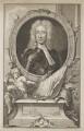 Charles Mordaunt, 3rd Earl of Peterborough, by Jacobus Houbraken, after  Sir Godfrey Kneller, Bt, published by  John & Paul Knapton - NPG D40169
