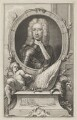 Charles Mordaunt, 3rd Earl of Peterborough, by Jacobus Houbraken, after  Sir Godfrey Kneller, Bt, published by  John & Paul Knapton - NPG D40170