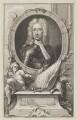 Charles Mordaunt, 3rd Earl of Peterborough, by Jacobus Houbraken, after  Sir Godfrey Kneller, Bt, published by  John & Paul Knapton - NPG D40170