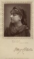Amy Roselle (Mrs Arthur Dacre) as Cynisca in 'Pygmalion and Galatea', by St James's Photographic Co - NPG x12880