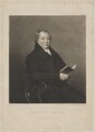James Philipps, by Charles Turner, published by  Hurst, Robinson & Co, after  George Sharples - NPG D40185