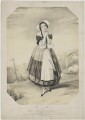 Emma Romer as Amina in La sonnambula, by John Deffett Francis, printed by  Jérémie Graf, published by  Welch & Gwynne - NPG D39857