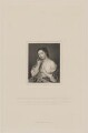 Ethelreda (née Harrison), Viscountess Townshend, probably by Conrad Cook, published by  Richard Bentley, after  Christian Friedrich Zincke - NPG D40071