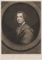 Charles Townshend, by John Dixon, after  Sir Joshua Reynolds - NPG D40074