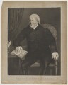 Samuel Eyles Pierce, by W. Gould, after  Washington Irving - NPG D40218
