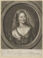 Laetitia Pilkington (née Van Lewen), by Richard Purcell (H. Fowler, Charles or Philip Corbutt), after  Nathaniel Hone - NPG D40223