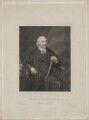 Robert Hankinson Roughsedge, by Edward A. Smith, printed by  McQueen (Macqueen), after  Joseph Allen - NPG D39894