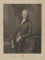 William Pitt, by Francesco Bartolozzi, after  Gainsborough Dupont - NPG D40239