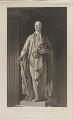 William Pitt, by James Heath, after  Edward Francisco Burney, after  Joseph Nollekens - NPG D40245