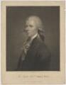 William Pitt, published by John Brydon, after  Simon de Koster - NPG D40247
