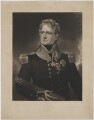 Sir Charles Rowley, Bt, by John Richardson Jackson, published by  Henry Graves & Co, after  George Sanders (Saunders) - NPG D39904