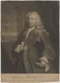 Thomas Rowney, after Adrien Carpentiers (Carpentière, Charpentière) - NPG D39906