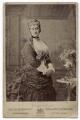 Eugénie, Empress of France ('Eugénie de Montijo'), by W. & D. Downey - NPG x134615