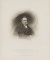 John Playfair, by R. Cooper, published by  T. Cadell & W. Davies, after  Sir Henry Raeburn - NPG D40267