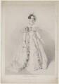 Jeanne Sylvanie Arnould-Plessy, by Richard James Lane, printed by  Jérémie Graf, published by  John Mitchell, after  Alfred Edward Chalon - NPG D40271