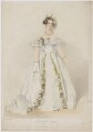 Jeanne Sylvanie Arnould-Plessy, by Richard James Lane, printed by  Jérémie Graf, published by  John Mitchell, after  Alfred Edward Chalon - NPG D40272