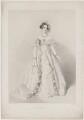 Jeanne Sylvanie Arnould-Plessy, by Richard James Lane, printed by  Jérémie Graf, published by  John Mitchell, after  Alfred Edward Chalon - NPG D40273
