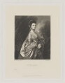 Anne Pleydell (née Luttrell), by Arthur N. Sanders, published by  Henry Graves & Co, after  Thomas Gainsborough - NPG D40276