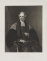 Frederick Charles Plumptre, by Thomas Lewis Atkinson, published by  Henry Graves & Co, and published by  James Ryman, after  Eden Upton Eddis - NPG D40282