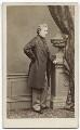 Thomas Milner Gibson, by John Jabez Edwin Mayall - NPG x134642