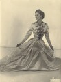 Lady Alexandra Henrietta Louisa Haig (later Alexandra Trevor-Roper, Lady Dacre), by Studio Harcourt - NPG x134557