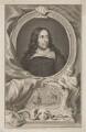John Thurloe, by Jacobus Houbraken, published by  John & Paul Knapton, after  Samuel Cooper - NPG D40322