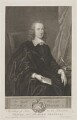 John Thurloe, by George Vertue, probably after  William Dobson - NPG D40323