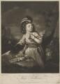 Nannette Thelluson, by James Watson, published by  Robert Sayer, after  Pierre-Étienne Falconet - NPG D40402