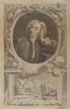 Alexander Pope, by Jacobus Houbraken, published by  John & Paul Knapton, after  Arthur Pond - NPG D40352