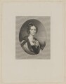Mrs Thew, by Edward Scriven, after  Andrew Robertson - NPG D40404
