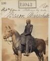 'Reproduction from a statue by order of Baron Marochetti' (Sir Mark Cubbon), by Camille Silvy, after  (Pietro) Carlo Giovanni Battista Marochetti, Baron Marochetti - NPG Ax63873