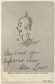 Sketch of Dan Leno, published by The Philco Publishing Co, after  Dan Leno (George Wild Galvin) - NPG Ax160024