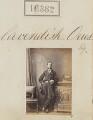John Cavendish Orred, by Camille Silvy - NPG Ax64296