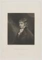 Richard Porson, by Henry Adlard, published by  Longman & Co, after  John Hoppner - NPG D40361
