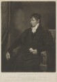 Richard Porson, by Charles Turner, published by  R. Harradan & Son, after  Thomas Kirkby - NPG D40362