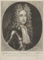 William Bentinck, 1st Earl of Portland, by Robert Williams, after  Simon du Bois - NPG D40371